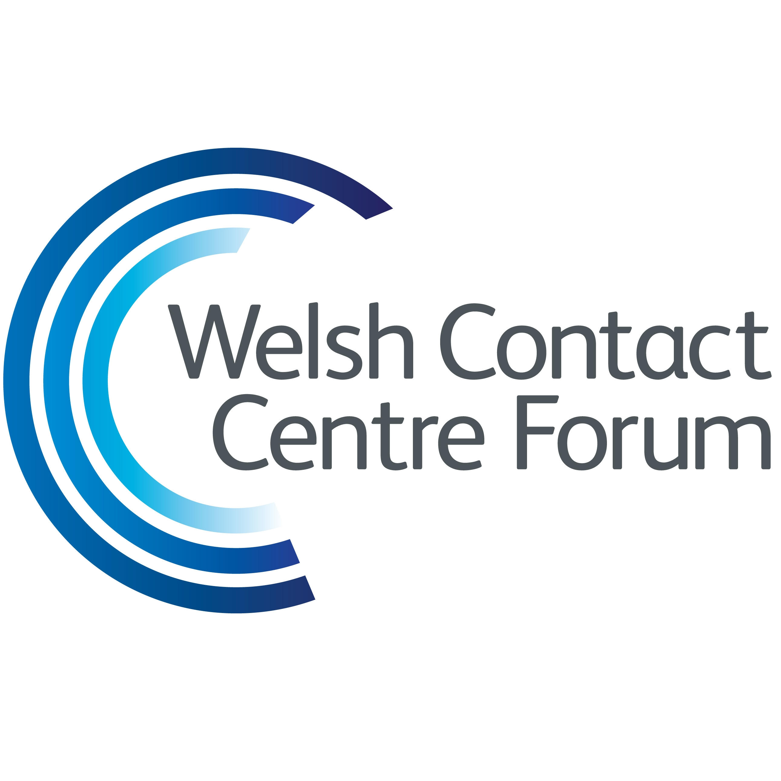 welsh contact center logo